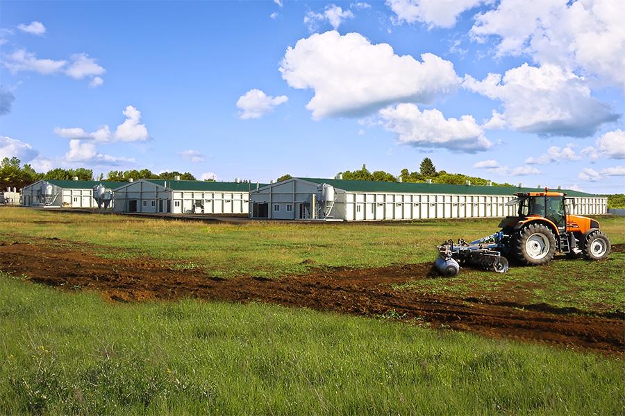 АПК – драйвер роста строительного бизнеса.