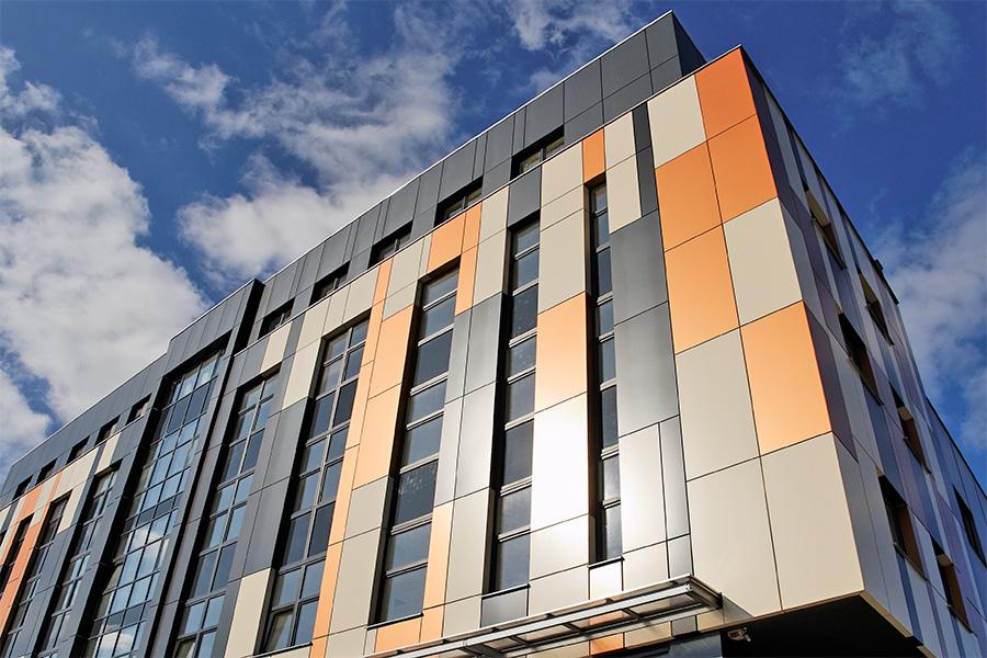 Rauta першою в Україні сертифікувала фасадні системи за європейським стандартом.