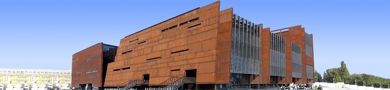 кортен фасад