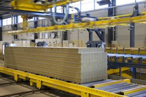 sandwich panels manufacture
