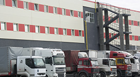 East Gate Logistic