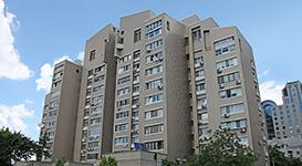 Жилое здание, Казимира Малевича