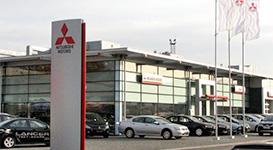 Mitsubishi Аэлита Днепр, Техно-Арт Харьков