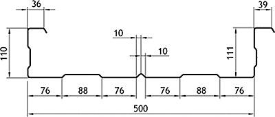 ВСК 110/500