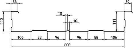 ВСК 110/600