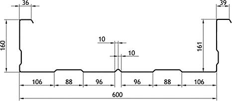 ВСК 160/600