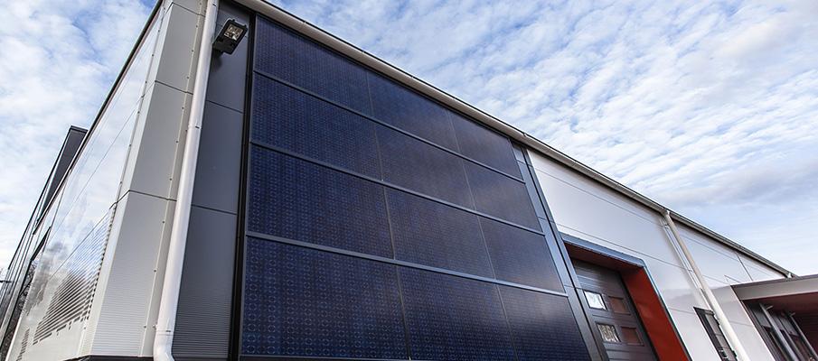 Опыт строительства здания с почти нулевым уровнем энергопотребления