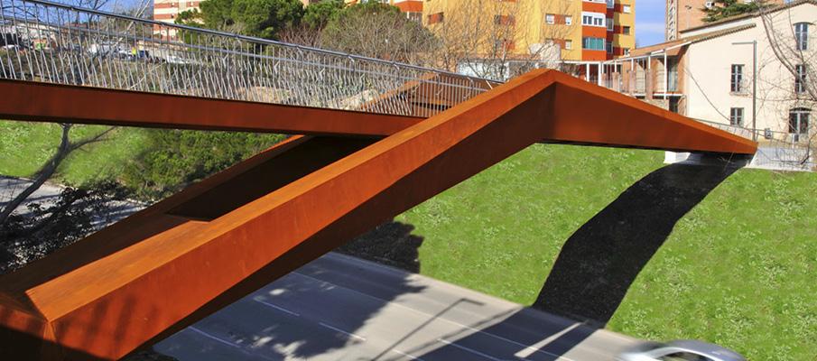 мост кортен