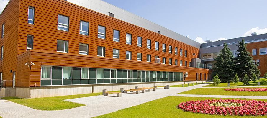 Медицинский центр, Эстония, Cor-ten