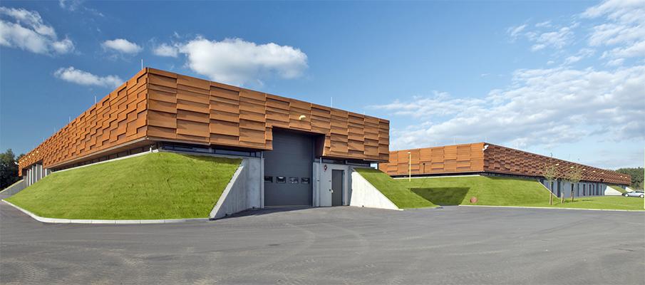 Газокомпресорна станція Егтвед, Данія