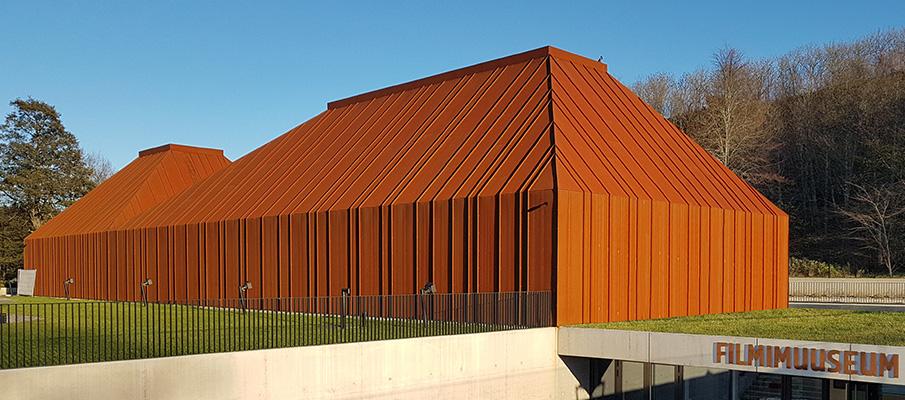 Музей кино, Эстония