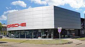 Porsche Center Odesa