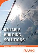 Reliable building solutions