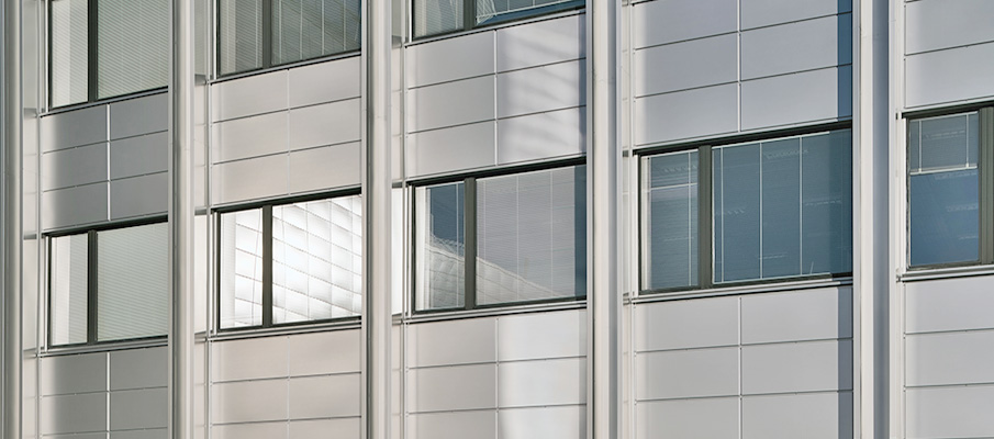 Ruukki Liberta rainscreen panels