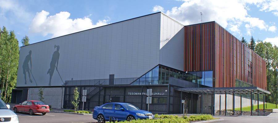 вентильовані фасади Ruukki