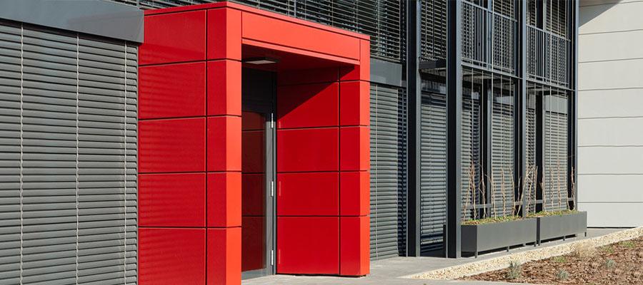 Fasada wentylowana – idea dla stworzenia nowoczesnych gmachów