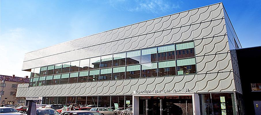 Стеклянные вентилируемые фасада