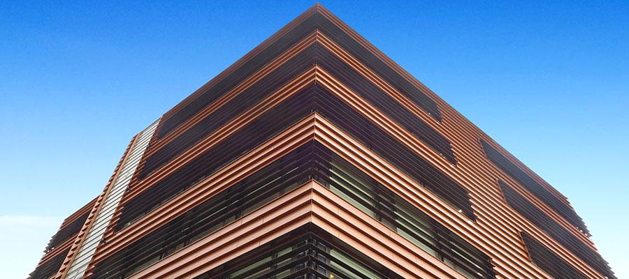 Вентильований фасад – ідеї для створення сучасних будівель
