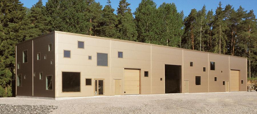 Вентилируемый фасад – идеи для создания современных зданий