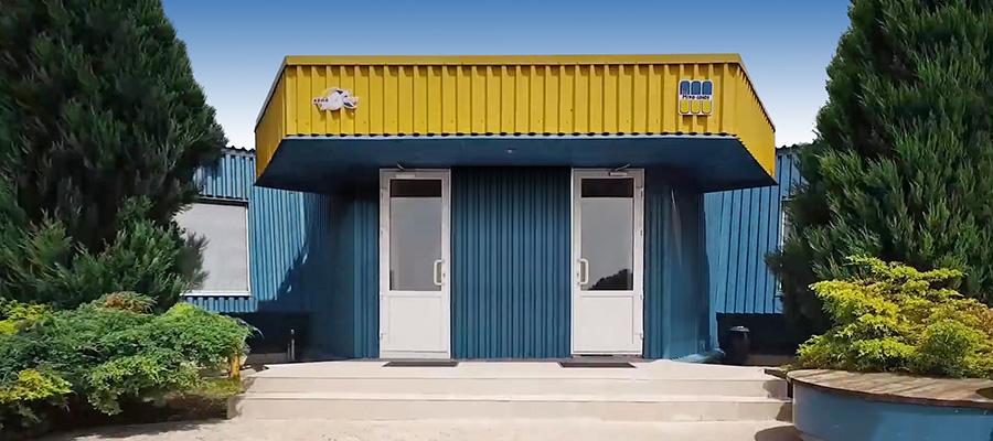Аеродром Майське