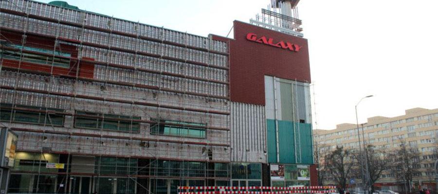Реконструкция фасада здания – лучший опыт обновления торговых центров