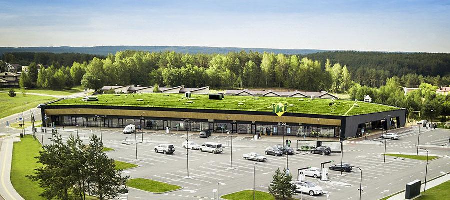 Centrum handlowe Žali