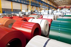 Coated Rolled Steel Ukrainian Market Overview