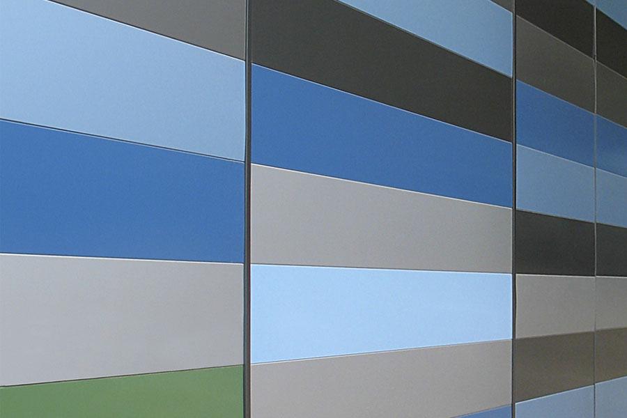 Полимерные покрытия для стальных фасадов и кровель
