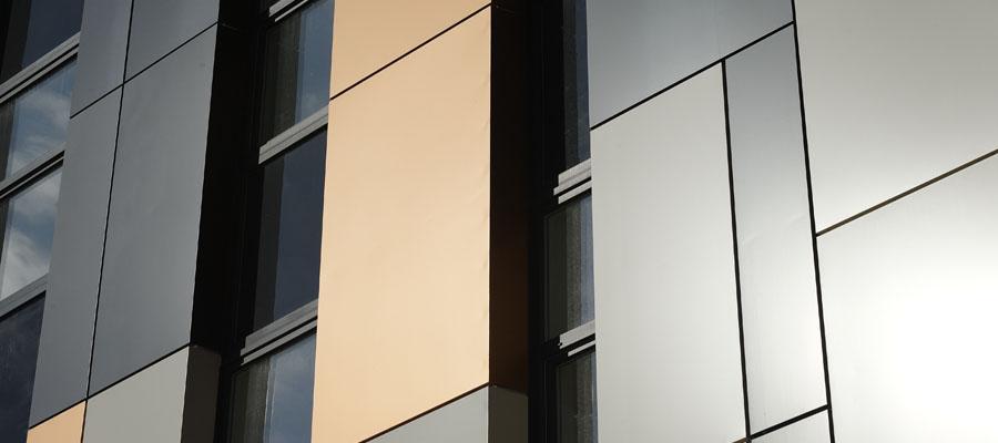 вентильовані фасади касети
