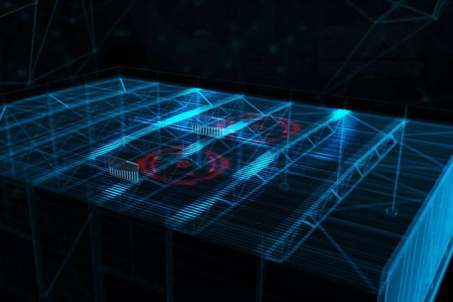 Rauta представляет уникальную технологию мониторинга снеговой нагрузки на кровлю