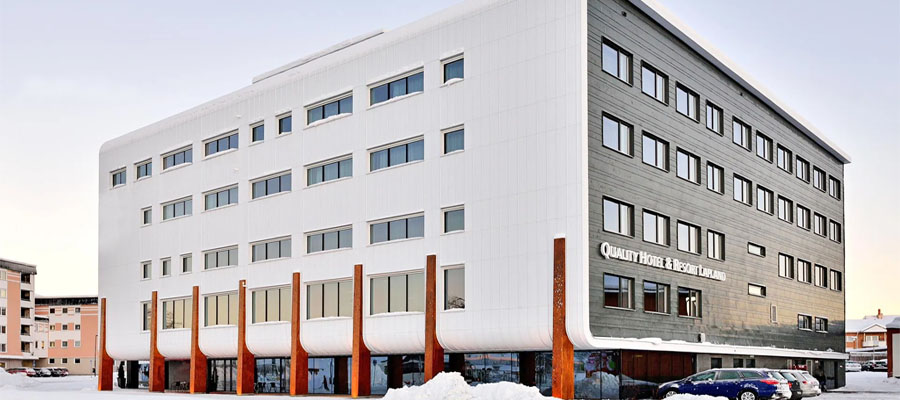 Quality Hotel & Resort Lapland, Финляндия