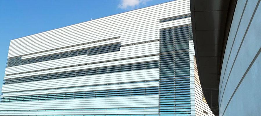 алюмінієвий фасад