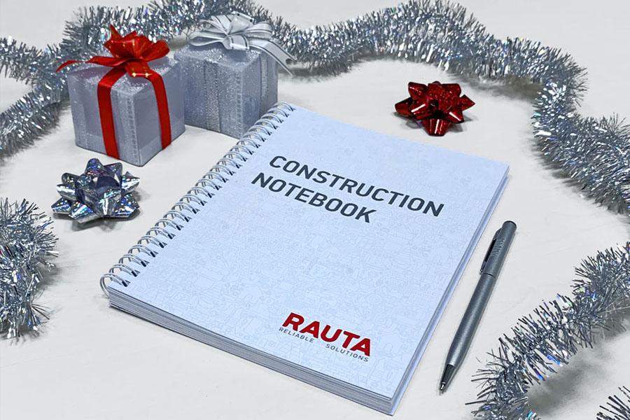 Construction Notebook