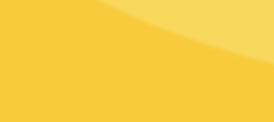 RAL1018 Zinc Yellow Glass