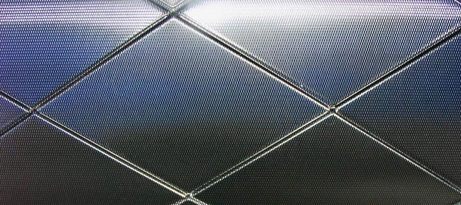 фасад з нержавіючої сталі