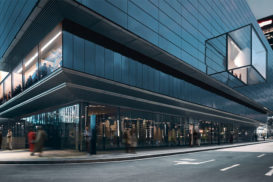 Rauta launched ventilated facades with extra large cassettes