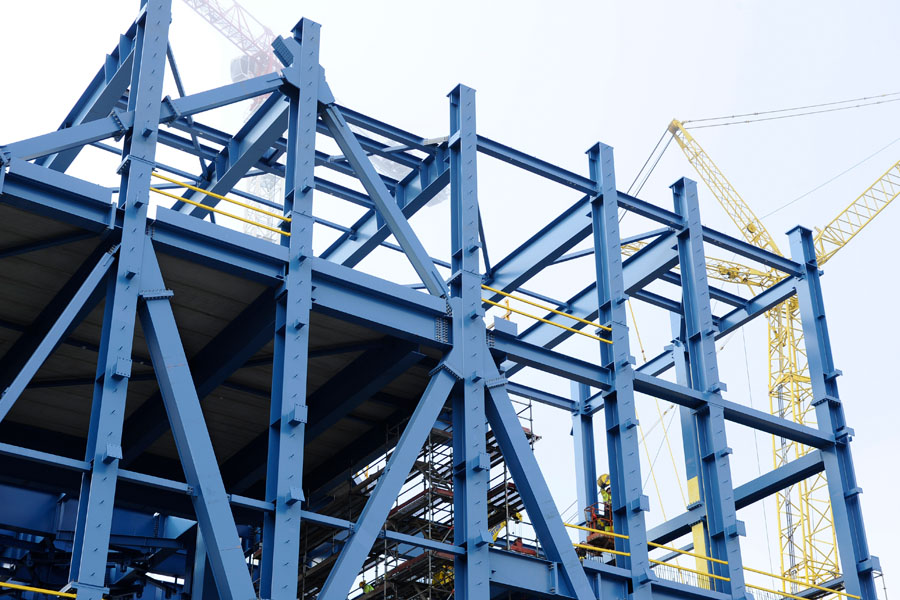 In 2019, the steel structures construction market grew by 9% – Andriy Ozeychuk