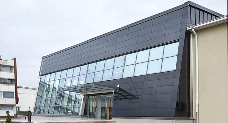 Rauta facades solar