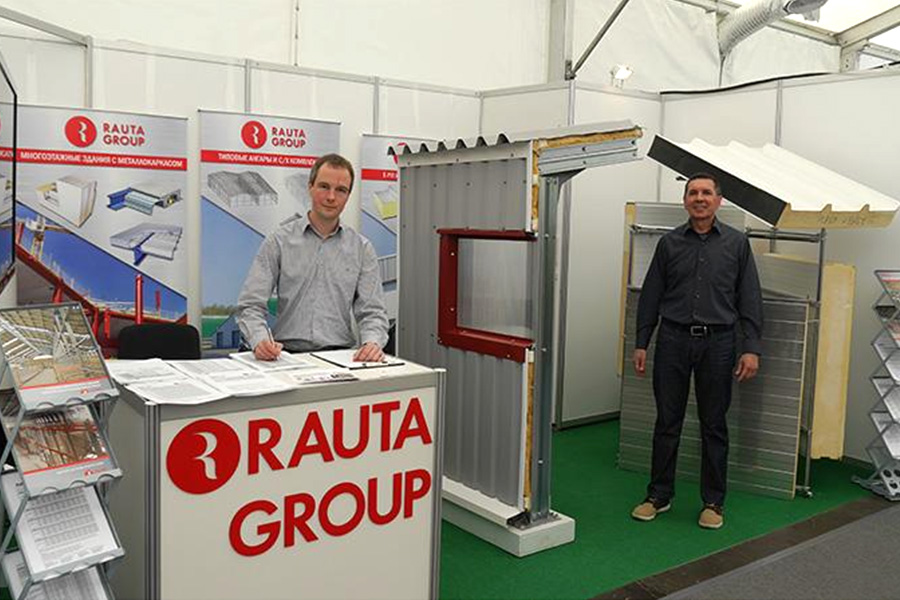 Rauta takes part in AGRO 2016 exhibition