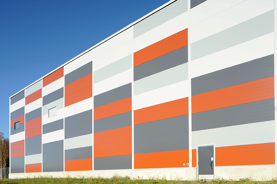Sandwich panels certified in line with European standards presented in Ukraine