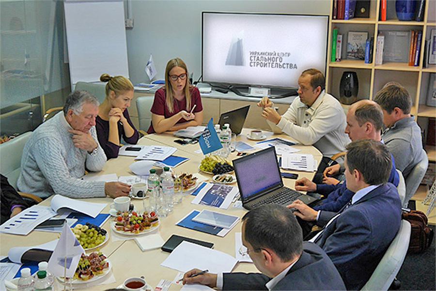 Andrij Ozejczuk stał członkiem Zarządu Ukraińskiego Centrum Budowy Stalowej