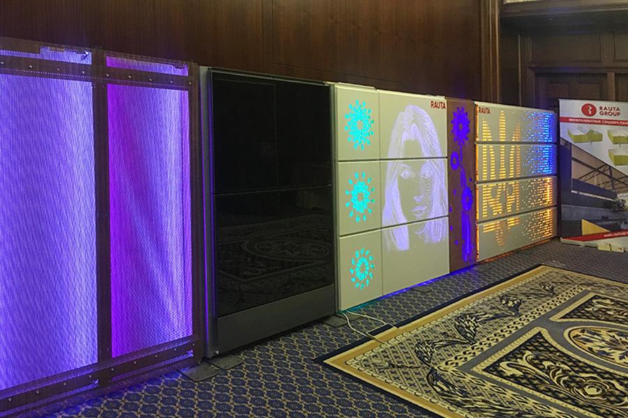 Ukraińscy architekci zaznajomili się z innowacyjnymi rozwiązaniami fasadowymi Rauta