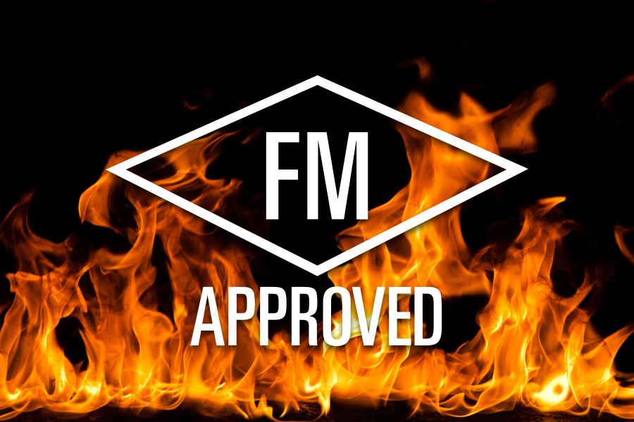 Płyty warstwowe Ruukki są certyfikowane w systemie FM Approvals