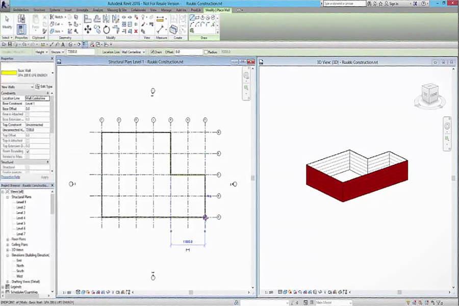 Rauta zaprezentowała bibliotekę modeli BIM produktów Ruukki