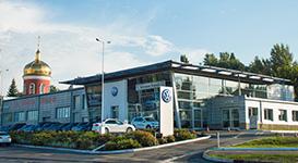 Volkswagen Autodom Charków, Autodom Połtawa