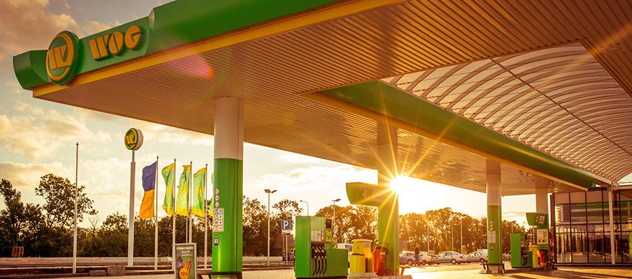 Sieć stacji paliw WOG