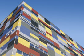 Ventilated façade – ideas for creation of modern buildings