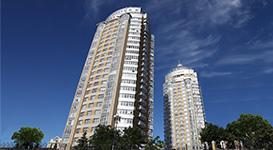 Budynek mieszkaniowy, ul. Bohaterów Stalingrada