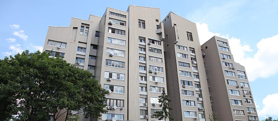 Budynek mieszkaniowy, ul. Kazimierza Malewicza