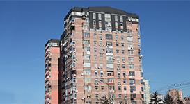 Budynek mieszkaniowy, ul. Narodnogo Opołczenia
